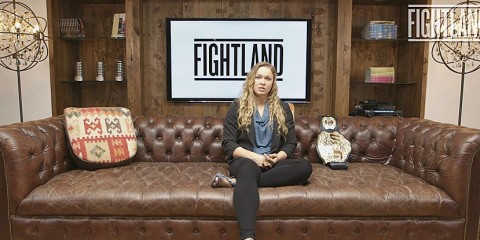 rousey fightland