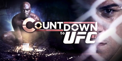 countdown toUFC 183 anderson silva vs nick diaz